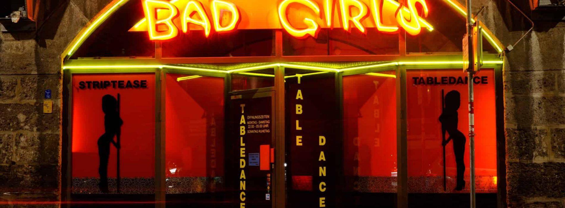 Bad Girls Tabledance